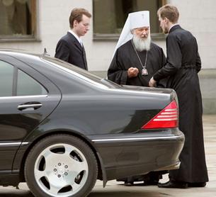 Патриарх Кирилл выступает за пресечение провокаций