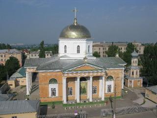 Митрополит Владимир свершил чин канонизации в Херсоне