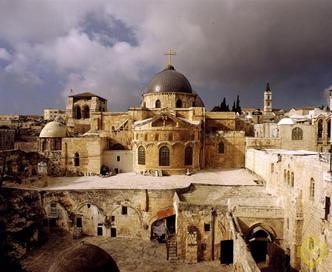 15 июля - 860-летие освящения храма Гроба Господня