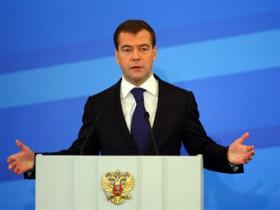 """Д.Медведев: """"Президент России обязан уделять внимание всем конфессиям"""""""