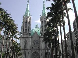 В Сан-Паулу открылся круглосуточный храм