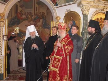 Про кафедральний собор, автокефалію УПЦ та богослужіння українською