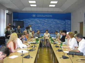 17 липня проходив круглий стіл «Українське православ'я в пошуках ідентичності»