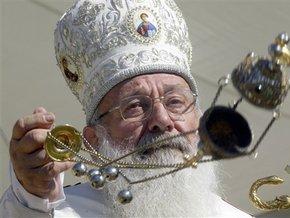 Глава Украинской Греко-Католической Церкви кардинал Любомир Гузар